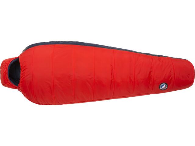 Big Agnes Buell 30 Saco de Dormir Largo, rojo